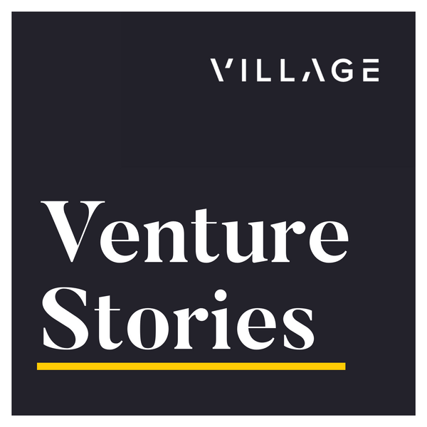 🎙Podcast: Our Co-founder and CEO, Siadhal Magos, appears on Venture Stories